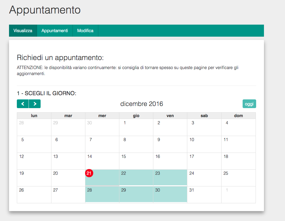 Appointment Scheduling: a Drupal Module To Manage Appointments & Meetings