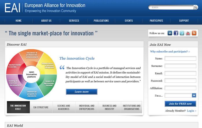 EAI: Portale e Community