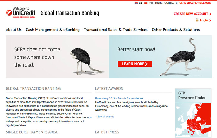 Restyle Global Transaction Banking