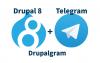 Come integrare le Telegram Bot API in Drupal 8 (Parte 1)