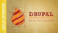 Wellnet è GOLD sponsor del Drupal Developers Days