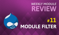 Drupal Weekly Module Review - #11 Module Filter