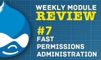 Drupal Weekly Module Review - #7 Fast Permissions Administration, insert permissions without issues!