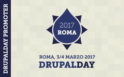 Il DrupalDay 2017 sta arrivando