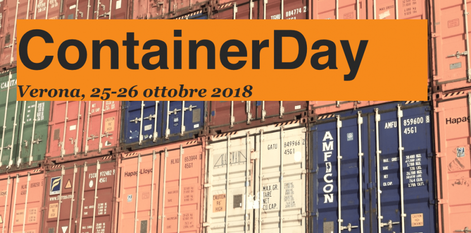 Container Day 2018